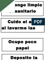 Etiquetas Para Baños Escolares