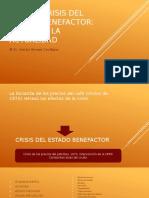 Tema 9. Crisis Del Estado Benefactor (de 1980 a La Actualidad)