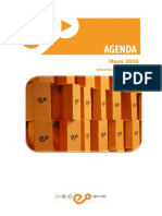 Agenda actividades Oviedo Emprende Mayo 2016