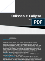 Odisseo e Calipso
