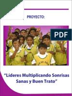 Proyecto Eduvida Ong Peruvida