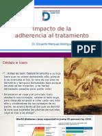 04 Impacto de La Adherencia Al Tratamiento_Dr. Eduardo Márquez
