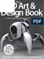 The 3D Art & Design Book Volume 2 - 2014 UK