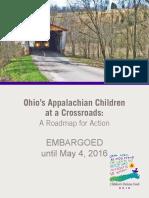 Ohio Appalachian Children Report - 2016
