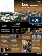Excel Gears and Pinions for Cone Crushers