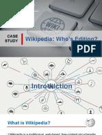 Case Study Group 5 - Wikipedia
