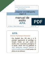 Metodo APA
