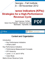 Accenture - Key Performance Indicators