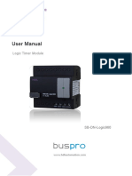 UM SB DN Logic960Logic Timer Controller