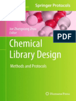 Chemical Library Design (Methods in Molec Bio 685) - J. Zhou (Humana, 2011) BBS