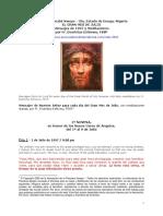 GRANDES PROFECIAS II DE LA SANGRE PRECIOSA