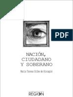 LIBRO Nacion Ciudadano Soberano