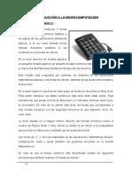 Introducción a La Microcomputación(1)