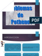 Exposición Problemas de Potehnot