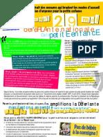 Tract Pasdebebesalaconsigne 29mai2010