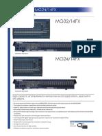MG32 14FX 24 14FX Datasheet