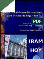 Normas IRAM como Herramienta para mejorar la Seguridad.ppt