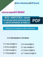 21 Cristea CEEX IMT Microfotonica 2