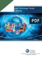 Report GlobalConsumerTechnologyTrends CrossMarketBriefing