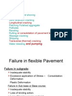 Pavements Distress