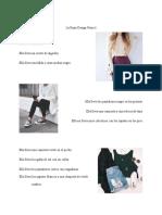 la ropa design project