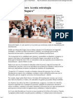 07-04-16 Presenta Maloro Acosta Estrategia Hermosillo Seguro
