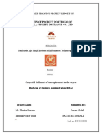 80069269-Birla-Sun-Life-Insurance-Product-Portfolio-PROJECT-Report.doc