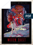 """Moondust"" (Sci-fi Horror Graphic Novel)"