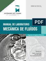 Manual Lab Mecanica de Fluidos