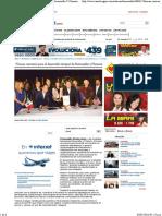 28-04-16 Firman Convenio Para El Desarrollo Integral de Hermosillo Y Phoenix - Hermosillo