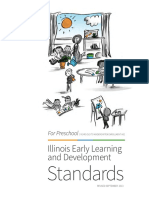 the early learning standards illinois