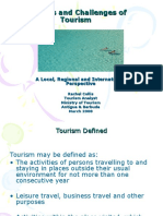 Tourism Benefits