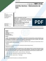 NBR 13142-Desenho Tecnico - Dobramento de Copia