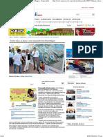 23-03-16 Darán Vida a La Playa y a Su Comunidad Con Kino Mágico - Hermosillo