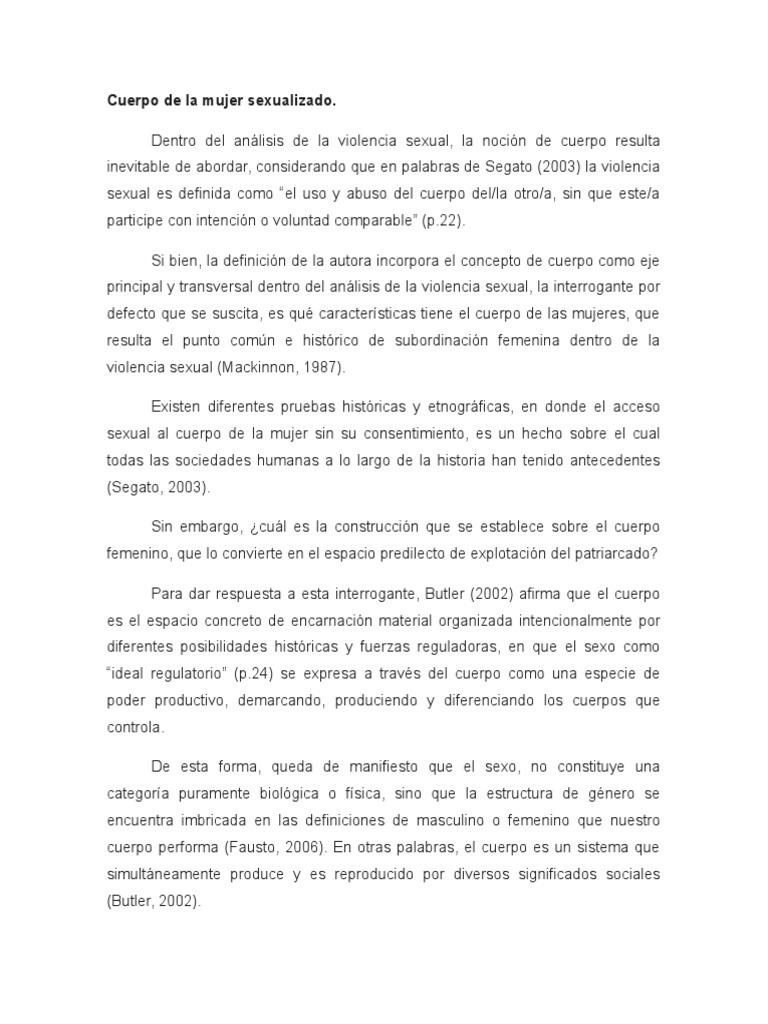 Cuerpo de la mujer sexualizado.docx