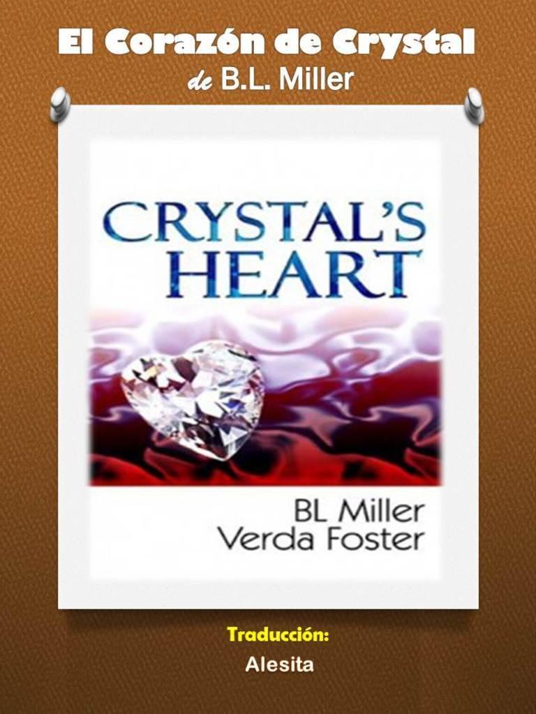 El corazón de Crystal - B.L. Miller 69bf92f423d5
