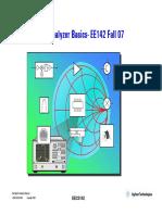 Network Analyzer Basics Notes