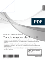 Manual LG Split
