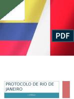Perú y Colombia