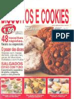Biscoitos e Cookies Receitas