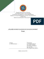 Ensayo - Desarrollo Económico - Jul2014