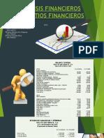 Análisis Financieros Con Ratios Financieros
