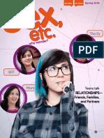 SexEtc - Spring 2016 Preview