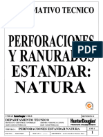Hd-rev Natura-Informativo Perforaciones Estandar-mt
