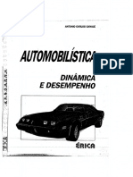 022 Automobilística - Dinâmica e Desempenho - A. C. Canale