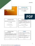 11 Funciones de Varias Variables