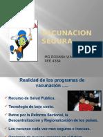 Vacunacion Segura Actualizado 2011