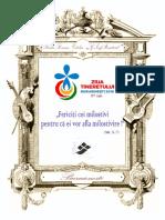 ZT Buruienesti 2016 Cantari Partituri