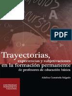 Trayectorias, Experiencias y Su - Adelina Castaneda Salgado