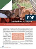El Reto de La Cunicultura Ecológica